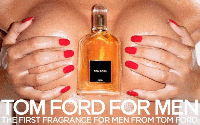 Otra de las campañas de Tom Ford criticadas por su sexismo.
