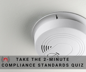 Smoke Alarm Compliance Quiz