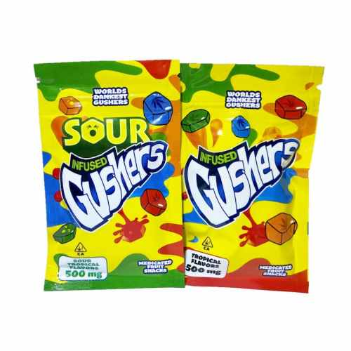 Gushers THC Edibles - London Weed Delivery