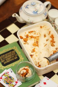 Toast ice cream tea party book