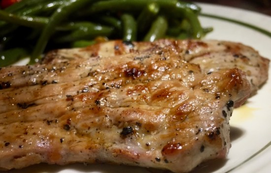 Veal Minute Steak