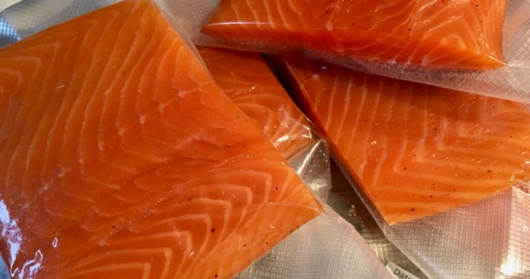 Basic smoked Salmon