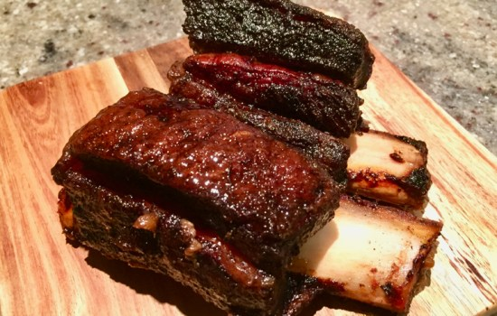 Beef Short Rib – braised and roasted