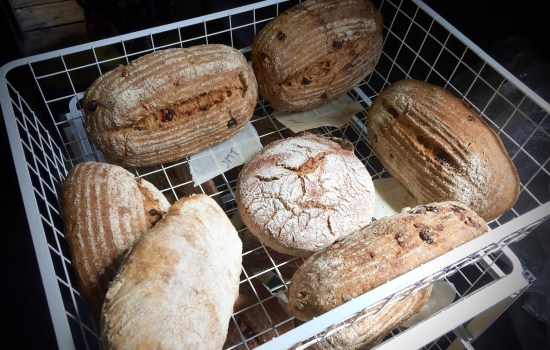 The simple joys of bread making