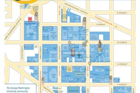 Full Image Wallpapers » map of washington university campus | HD Images