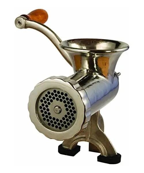 manual meat grinder