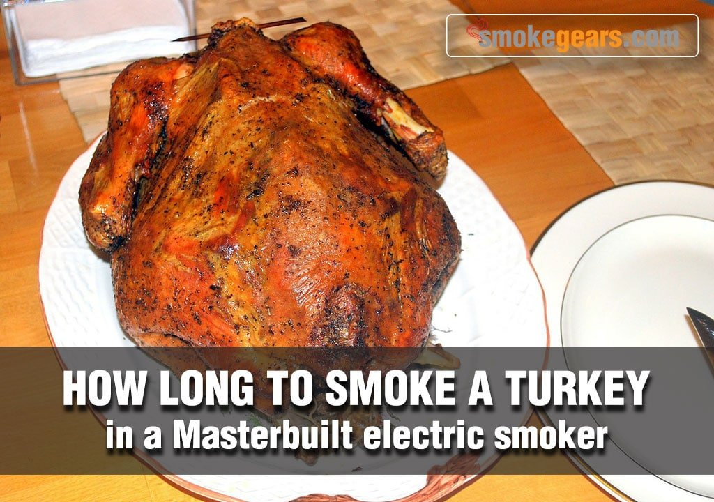How To Smoke A Turkey In A Masterbuilt Electric Smoker
