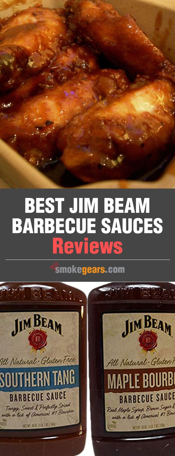 Jim Beam Barbecue Sauce Image for Pinterest
