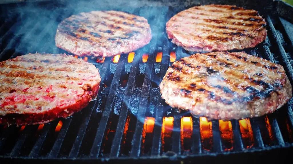 BBQ Ground Patties