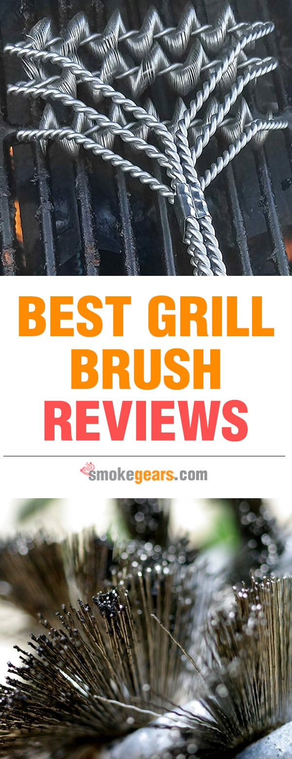best grill brush reviews
