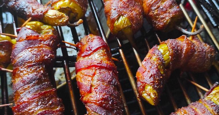 Ricetta friggitelli ripieni di carne