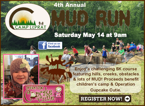 Mud Run leader ad 2016