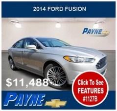Payne 2014 Fusion 1127B 288
