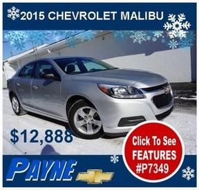 Payne 2015 Chevrolet Malibu p7349 288