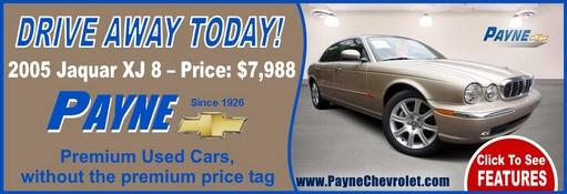 payne 2005 Jaguar 511