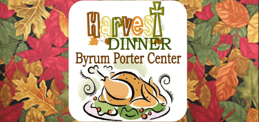 Byrum Porter Senior Center Announces Annual Harvest Dinner