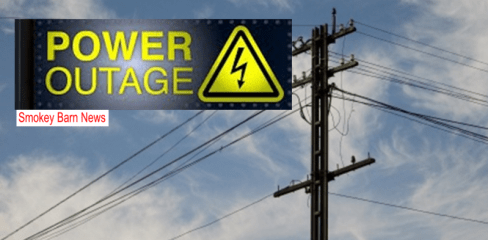 Power Outage Hits Parts Of Robertson County: More Likely