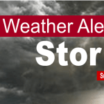 Flash Flood Watch Til Midnight For Robertson County