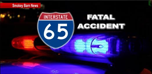 Fatal Crash Backs Up I65 South Wednesday Night