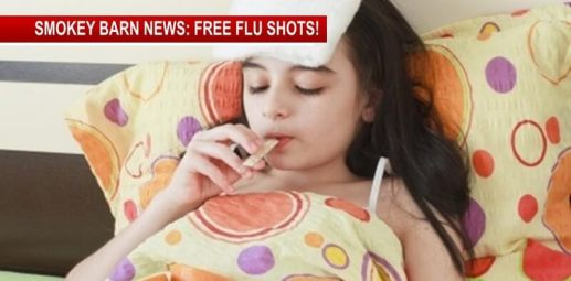 FREE Flu Vaccine Available At RC Health Dept. (While Supplies Last)