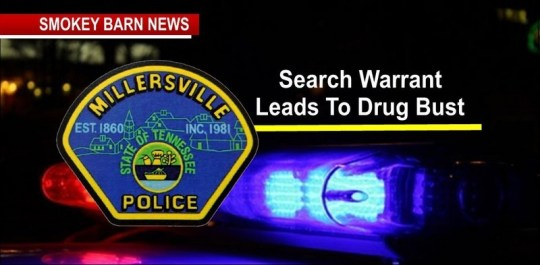 Millersville search warrant leads to drug bust