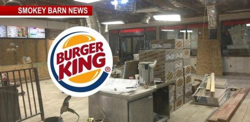 Springfield Burger King Open During Remodel