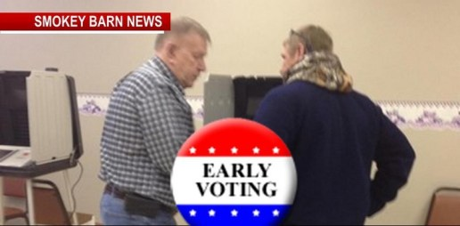 early voting ends Tuesday b