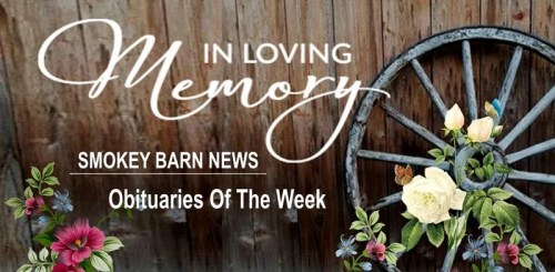 In Loving Memory: Obituaries Of The Week - Jan. 17, 2018