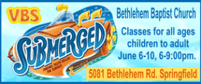 Bethlehem May 23 VBS small banner 2016