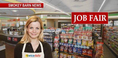Twice Daily Job Fair