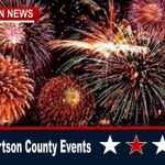 July 4th 2019 Celebrations In & Around Robertson County