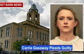 Carrie Gasaway Pleads Guilty To Theft Today: Repays $49,000