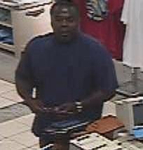suspect counterfeit money