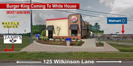 Burger King Coming To White House a