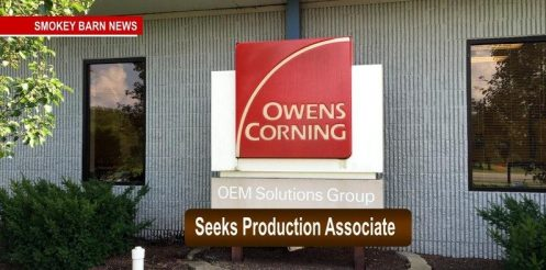 Owens Corning production associate