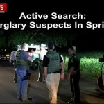 Active Search On For Burglary Suspects In Springfield