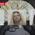 Springfield Warrant Yields Gun, Drugs & Money: 3 In Custody