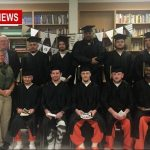 Robertson County JAIL 2016 GED Grads Celebrate