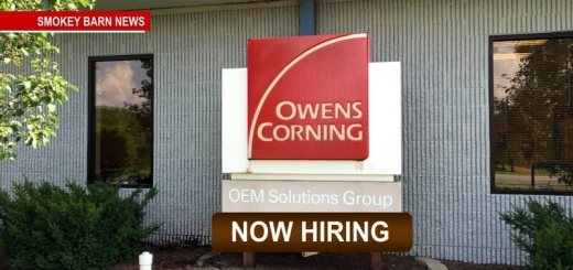 Owens Corning In Springfield Now Hiring - Multiple Positions