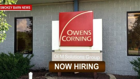 Production Associates Needed At Owens Corning - Apply Here