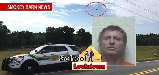 Two Schools On Lockdown In Springfield - Manhunt Underway