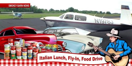 fly-in-food-drive