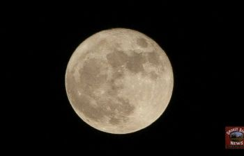 The Moon Over Robertson County (Go Look)