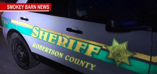 Driver Flees After Traffic Stop On Hwy 41 Near Greenbrier