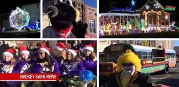 Smokey Films EVERY Christmas Parade In Robertson County: PLUS FUN STUFF TO DO