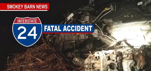 Woman Killed In Wrong-Way, Head-On I24 Crash In Robertson County