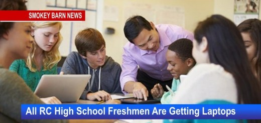 Laptops Coming To Robertson County High School Freshmen