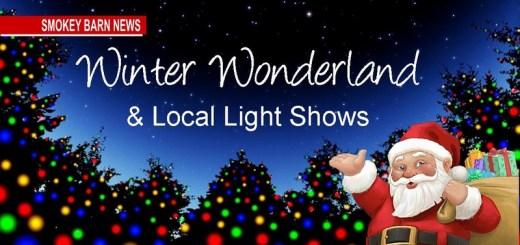 Winter Wonderland Walk Thru & Other Local Christmas Light Shows