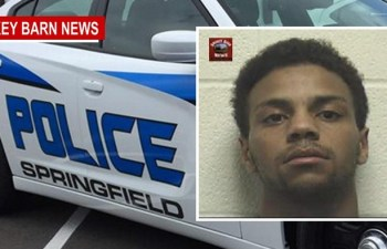 Springfield Man Wanted For Escape In Spring Hill Captured