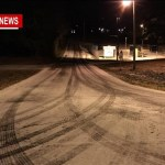Traffic Advisory: Main Roads Clear-Back Roads Slick